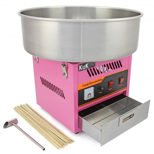 kukoo-candy-floss-machine Techni-Pros - techni-pros