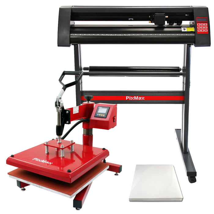 pixmax-38cm-swing-heat-press-vinyl-cutter Techni-Pros - techni-pros