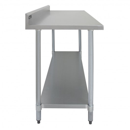 commercial-stainless-steel-catering-table-6ft-wide Techni-Pros - techni-pros