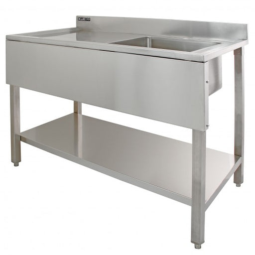 kukoo-commercial-stainless-steel-sink-left-hand-drainer Techni-Pros - techni-pros