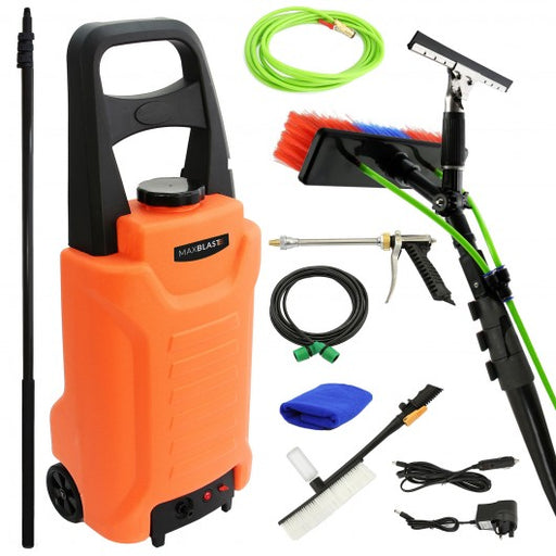 maxblast-30l-water-trolley-water-fed-cleaning-pole Techni-Pros - techni-pros