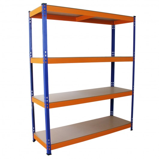 monster-racking-s-rax-warehouse-storage-shelving-blue-orange-150cm-w-50cm-d Techni-Pros - techni-pros