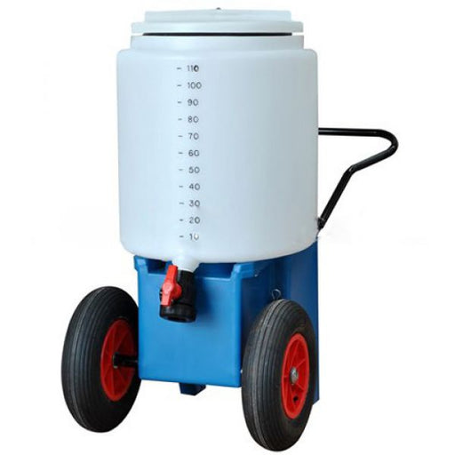 Mobile Milk Mixer Techni-Pros - techni-pros