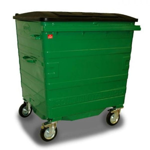 Taylor Continental Wheeled Bin - 1100 Litre Capacity Techni Pros
