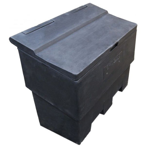 12 Cu Ft Recycled Grit Bin - 350 Litre / 350kg Capacity Techni Pros