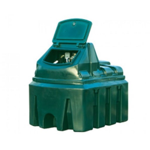 Static Diesel Dispensing Tank - 1350 Litre Techni-Pros - techni-pros
