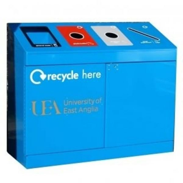 Quad Recycle Unit - 300 Litre Techni-Pros - techni-pros
