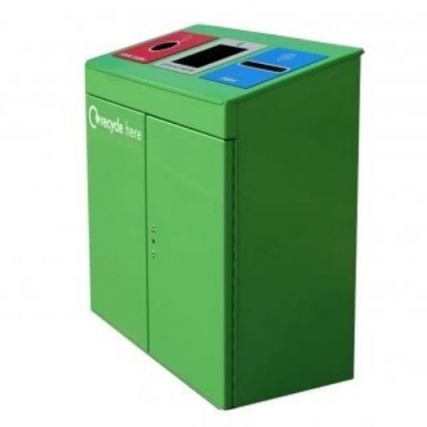 Triple Recycling Unit - 240 Litre Techni-Pros - techni-pros