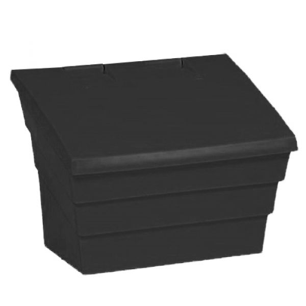 2 Cu Ft Recycled Grit Bin - 50 Litre / 50 kg Capacity Techni-Pros - techni-pros