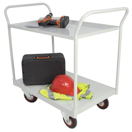 Two Tier Shelf Truck Techni-Pros - techni-pros