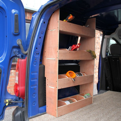 Monster Racking Citroën Berlingo II SWB Van Rack - techni-pros