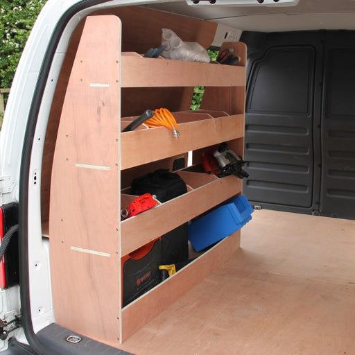 Monster Racking VW Caddy Transporter Van Rack - techni-pros
