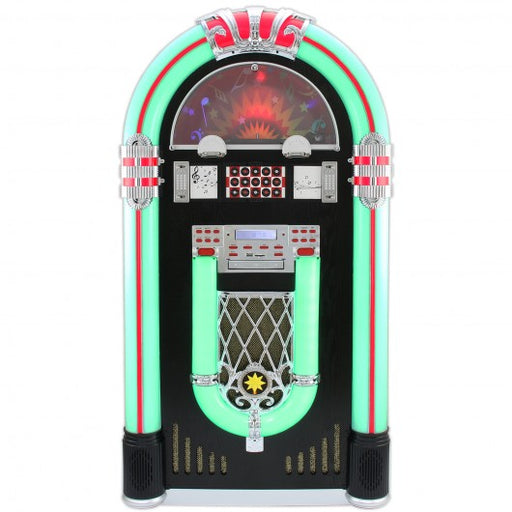 Jukebox Vinyl Record Player & Sound System - techni-pros
