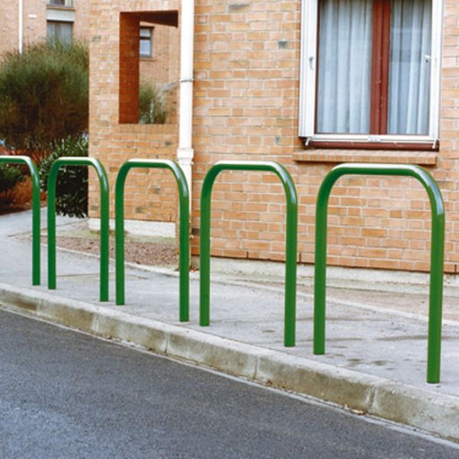 Steel Hoop Barrier Techni-Pros - techni-pros