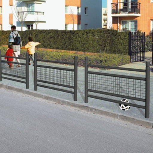 linea-safety-railing Techni-Pros - techni-pros