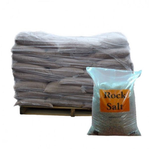 25 kg Brown De-icing Rock Salt x42 Bags - 1050 kg Techni-Pros - techni-pros