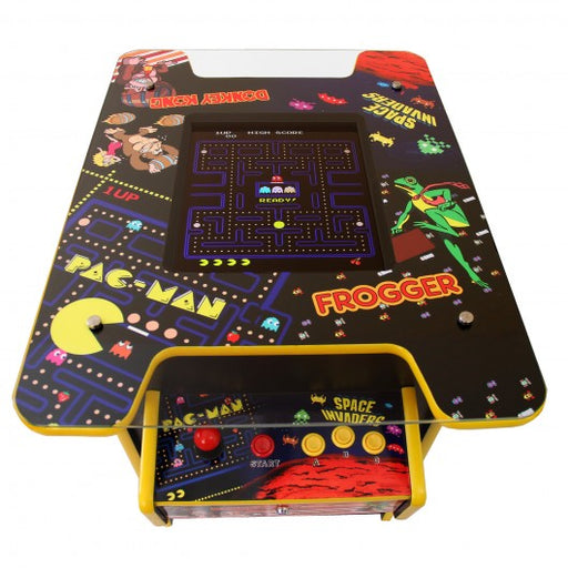 Retro Cocktail Table Arcade Games Machine - techni-pros