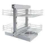 kukoo-magic-corner-pull-out-kitchen-cupboard-drawers-right-hand Techni-Pros - techni-pros
