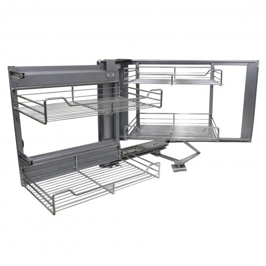 kukoo-corner-kitchen-cupboard-pull-out-drawers-left-right-hand Techni-Pros - techni-pros