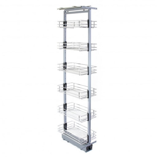 kukoo-pull-out-soft-close-kitchen-larder-46cm-d-x-170-195cm-h Techni-Pros - techni-pros