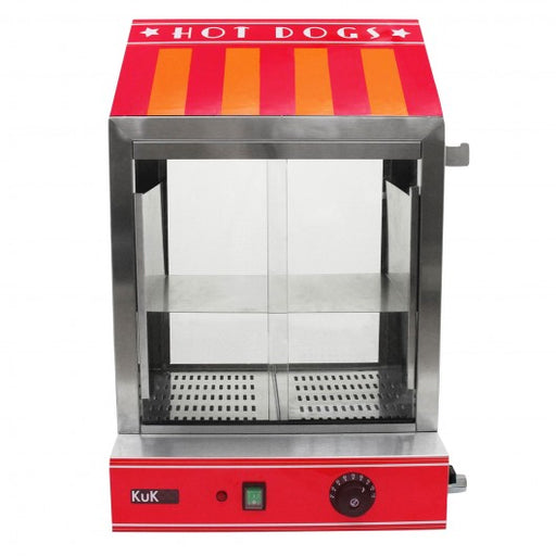 kukoo-commercial-hot-dog-steamer Techni-Pros - techni-pros