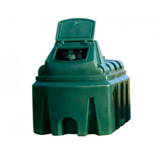 Static Diesel Dispensing Tank - 2400 Litre Techni-Pros - techni-pros