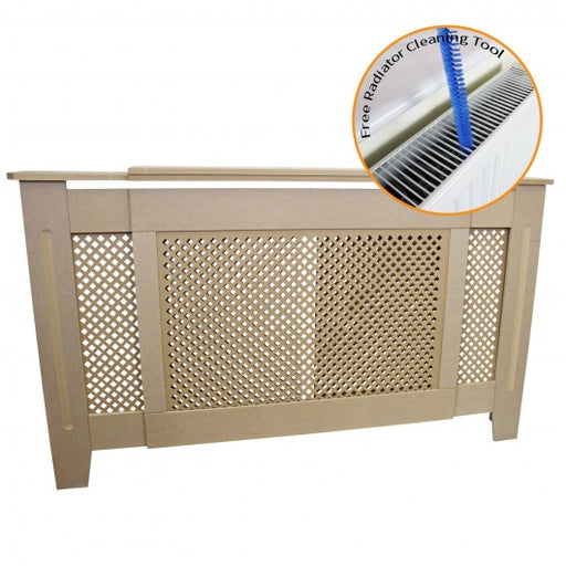 adjustable-radiator-cover-mdf-unfinished-1400mm-1920mm Techni-Pros - techni-pros
