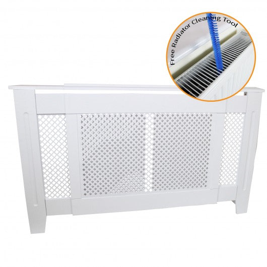 adjustable-radiator-cover-mdf-white-1400mm-1920mm Techni-Pros - techni-pros