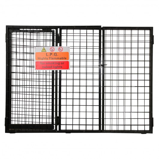 gas-bottle-mesh-cage-920mm Techni-Pros - techni-pros