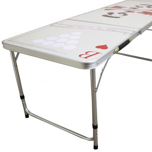 Beer Pong Table 8ft Techni Pros