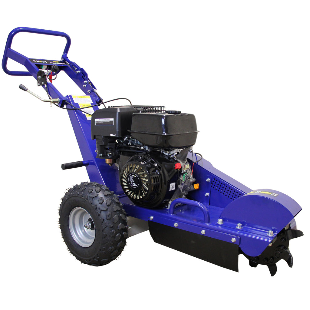 t-mech-13hp-stump-grinder Techni-Pros - techni-pros