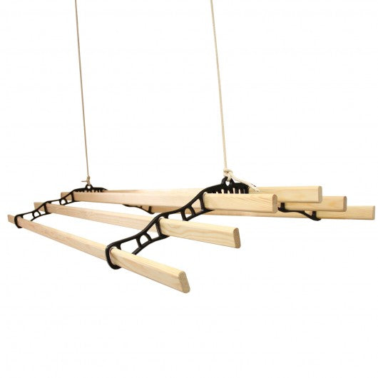 clothing-airer-ceiling-pulley-black-1-2m Techni-Pros - techni-pros