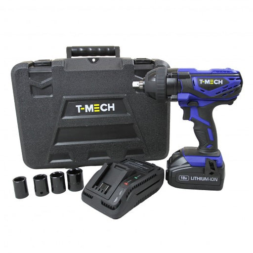 t-mech-18v-impact-wrench Techni-Pros - techni-pros