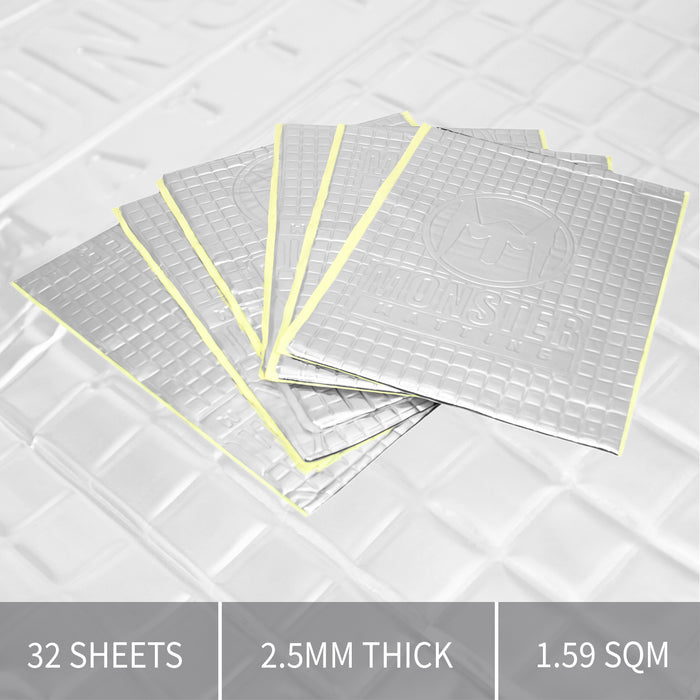 32-x-sound-deadening-mats-2-5mm-thick-1-59-sqm Techni-Pros - techni-pros