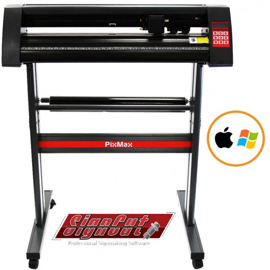 pixmax-vinyl-cutter-for-mac-and-windows-signcut-pro Techni-Pros - techni-pros