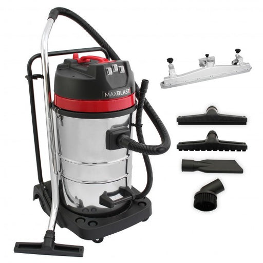 maxblast-80l-industrial-vacuum-with-floor-nozzle-attachment Techni-Pros - techni-pros