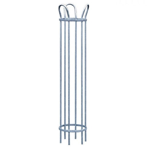 250mm Galvanised Steel Tree Guard Techni-Pros - techni-pros