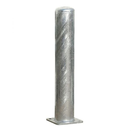 Galvanised Steel Crash Protection Bollard Techni-Pros - techni-pros