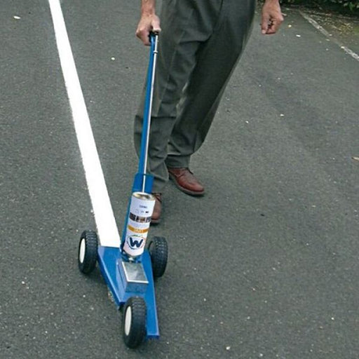 3 Wheeled Line Marking Trolley Techni-Pros - techni-pros
