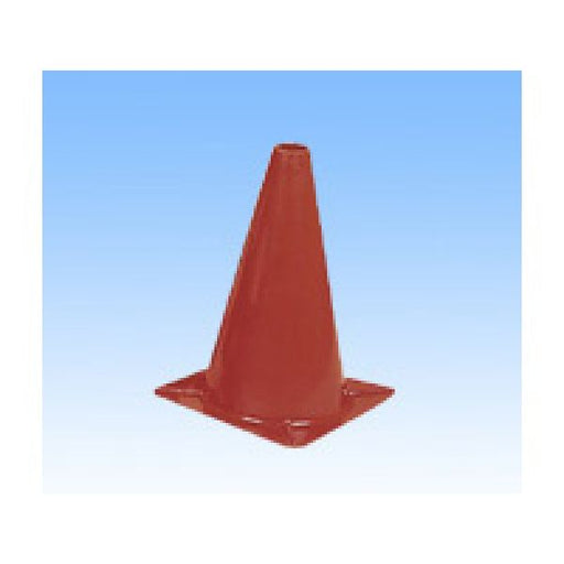 300mm Plain Red Lightweight Cone Techni-Pros - techni-pros