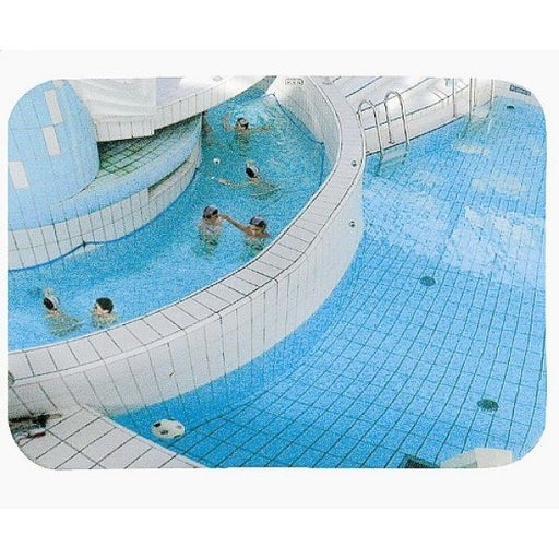 1000 x 800mm P.A.S Indoor Swimming Pool Safety and Surveillance Mirror Techni-Pros - techni-pros