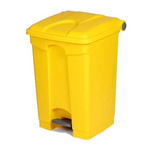 Plastic Pedal Operated Litter Bin - 45 Litre Techni-Pros - techni-pros