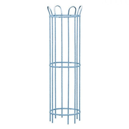 450mm Galvanised Steel Tree Guard Techni-Pros - techni-pros