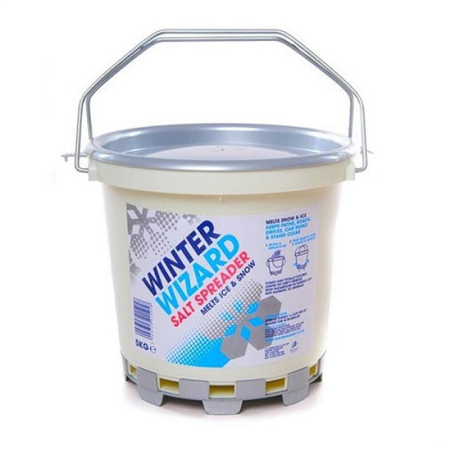 Winter Wizard Salt n Shake De-Icer - 5 kg Tubs Techni-Pros - techni-pros