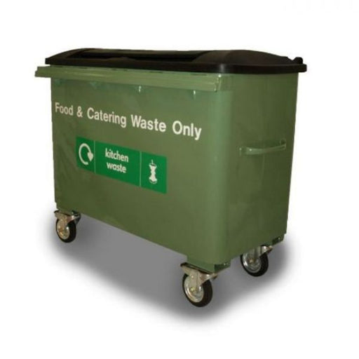 Taylor Continental Wheeled Bin - 500 Litre Capacity Techni Pros