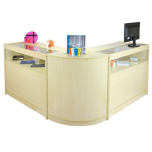 fusion-maple-shop-counter-retail-display-set Techni-Pros - techni-pros