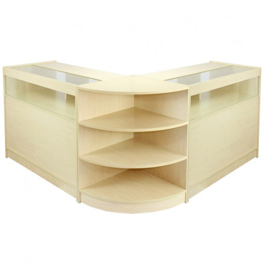 libra-maple-shop-counter-retail-display-set Techni-Pros - techni-pros