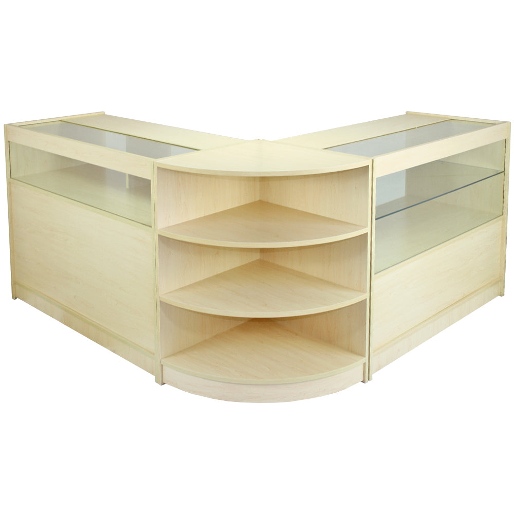 virgo-maple-shop-counter-retail-display-set Techni-Pros - techni-pros
