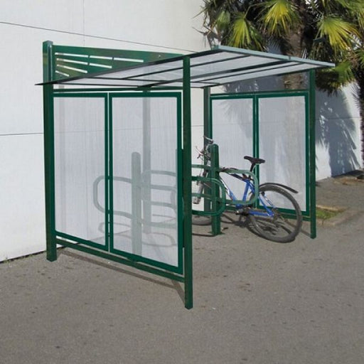 Conviviale Cycle Shelter Techni-Pros - techni-pros