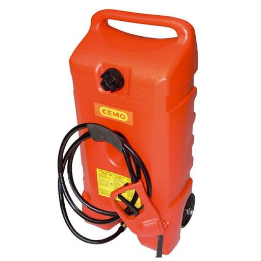 Cemo 53 Litre Fuel Trolley Techni-Pros - techni-pros